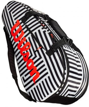 Wilson Super Tour 2 Compartment Large 9 Pack BOLD Edition Bag WR8001501001
