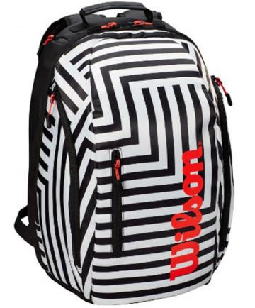 Wilson Super Tour Backpack BOLD Edition Bag WR8001601001