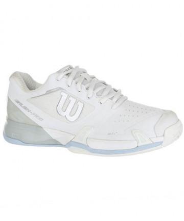 Wilson Womens Rush Pro 2.5 2019 Tennis Shoes White / Pearl Blue WRS324780