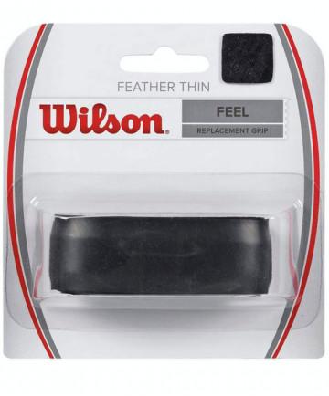 Wilson Feather Thin Grip Black WRZ4204BK