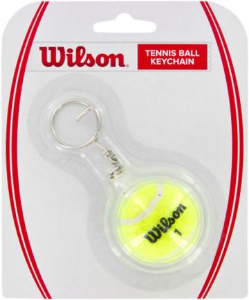 Wilson Tennis Ball Keychain WRZ545004