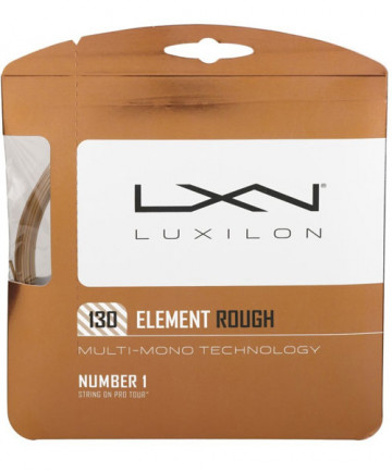 Luxilon Element Rough 1.30 16 String WRZ997130