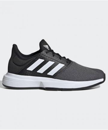 Adidas Women's Game Court Shoes Black EG2017