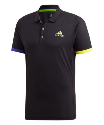 Adidas Limited Edition Edberg Polo-Black FI8186