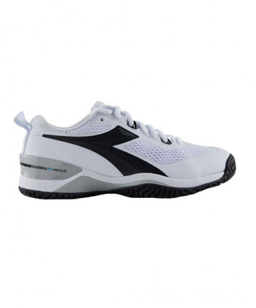 Diadora Speed Blushield 4 AG Women's White/Black 175566-C0351