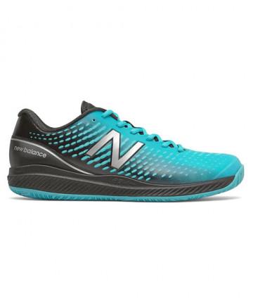 New Balance Men's MC796 WIDE 2E Shoes Turquoise MCH796Y2E
