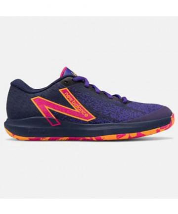 New Balance Fuel Cell 996 Women's Shoe Purple/Orange WCH996B4