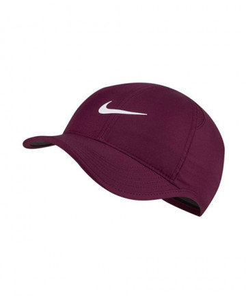 Nike Women's Featherlite Cap-Bordeaux 679424-610