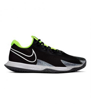 Nike Court Air Zoom Vapor Cage 4 Black/Volt/Dark Smoke CD0424-001