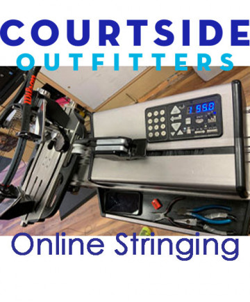 Courtside Outfitters Online Stringing
