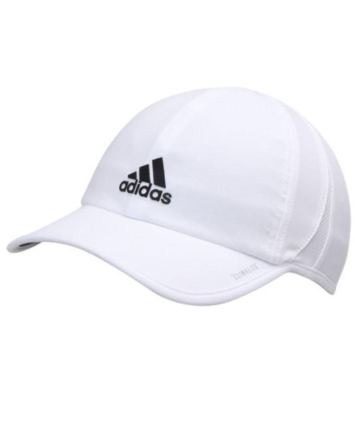 09ffaebb0a1 Adidas Men s SuperLite Cap White Black 5144382