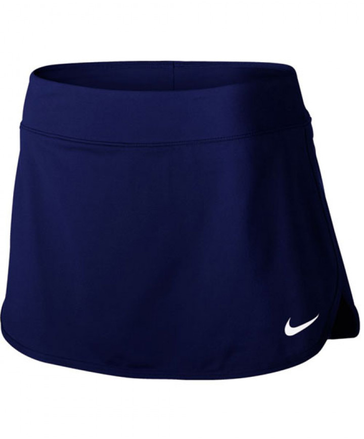 the best attitude f2bed 00ca9 Nike Womens Court Pure Skirt Blue Void 728777-492