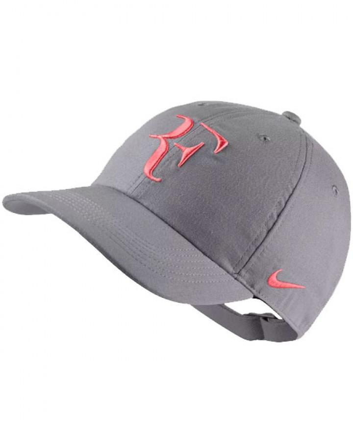 b1c616d19ffcf Nike RF Aerobill Roger Federer Cap Atmosphere Grey AH6985-027