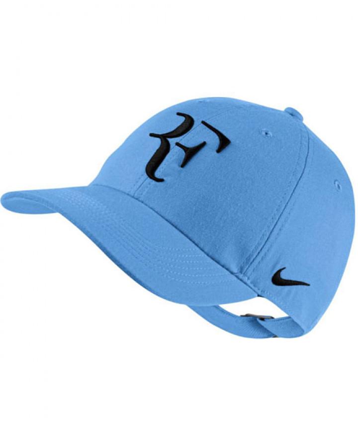 Nike RF Aerobill Roger Federer Cap University Blue AH6985-412 c4dbb33c7f