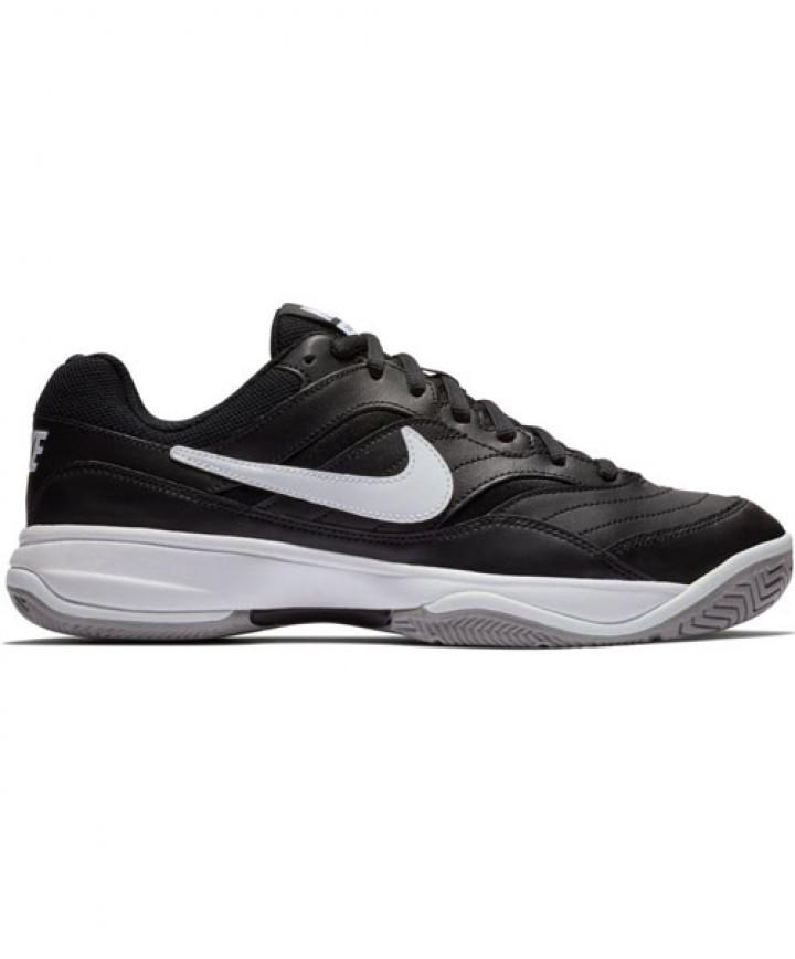 27941fa35ab Nike Men s Court Lite Shoes WIDE Black White AH9067-010
