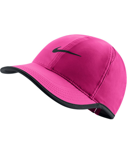 ... Nike Womens Featherlite Cap Hype Pink 679424-639 reputable site a3a19  d2863 ... fe8cce6029a1