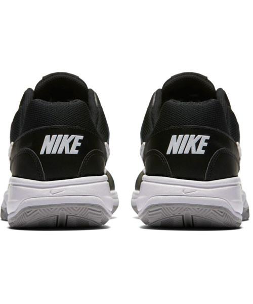 finest selection a2e46 49a9b Nike Men s Court Lite Shoes Black White 845021-010