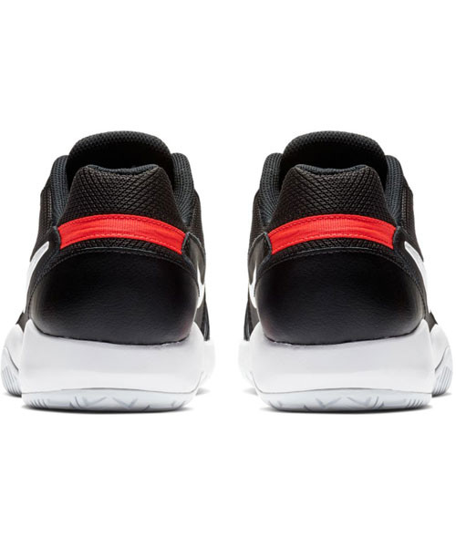sale retailer 77578 4fced Nike Men s Air Zoom Resistance Shoes Black   White   Red 918194-003