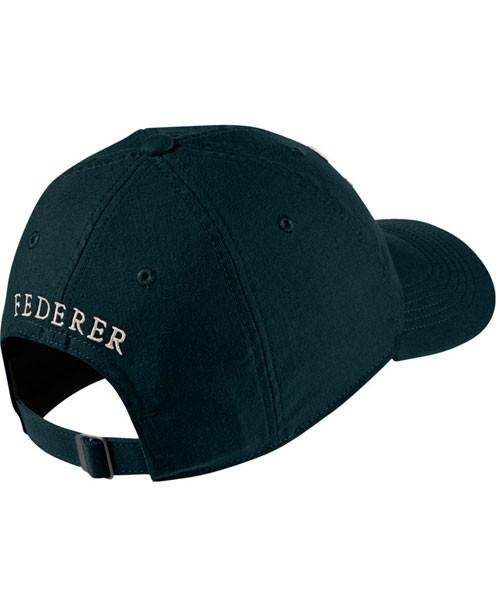 aa01c5e6f50 Nike RF Aerobill Roger Federer Cap Midnight Spruce AH6985-372