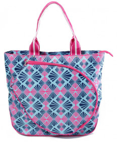 All For Color Summer Rays Tennis Tote Bag TCDL7296
