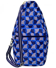 All For Color Serve It Up Pickleball Backpack Bag TCMQ7306