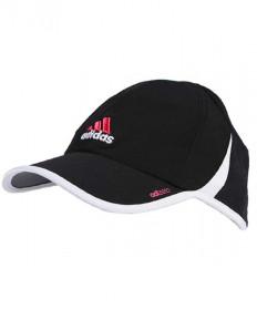 Adidas Women's AdiZero II Cap Black/Pink 5127569