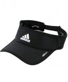 Adidas Men's AdiZero II Visor Black 5127656