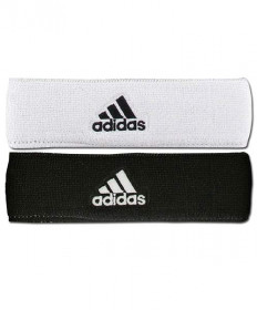 Adidas Interval Reversible Headband White/Black 5134005