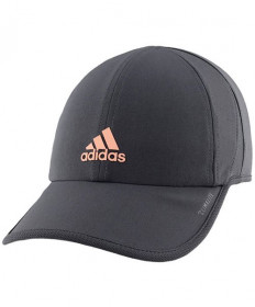 Adidas Womens Superlite Hat Onix/Glow Pink 5148426