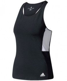Adidas Women's Advantage Tank Black/White BJ8769