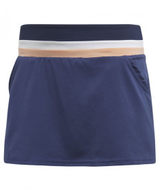 Adidas Women's Club Skirt Noble Indigo CE0377