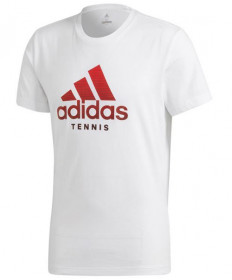 Adidas Men's Category Tee White CV4279