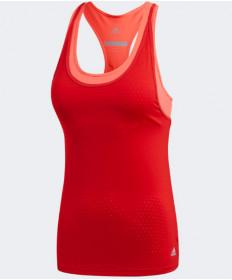 Adidas Women's Advantage Strappy Tank Scarlet CY1896