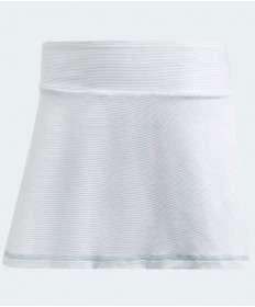 Adidas Women's Parley Skirt White / Easy Blue DP0269