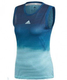 Adidas Women's Parley Tank Legend Ink/Blue Spirit DT3962