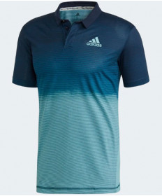Adidas Men's Parley Polo Blue Spirit DT4195