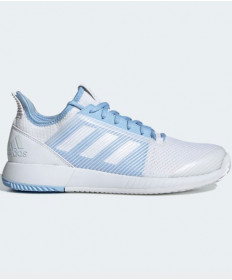 Adidas Defiant Bounce 2 Shoes White / Blue G26822