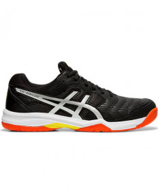 Asics Men's GEL Dedicate 6 Shoes Black / Red 1041A074.001