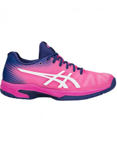 Asics Women's Solution Speed FF Shoes Pink Glo/White 1042A002..700