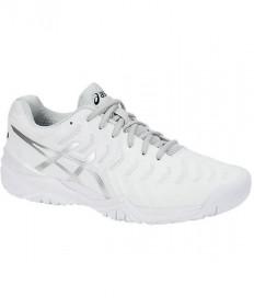 Asics Men's Gel Resolution 7 White/Silver E701Y-0193