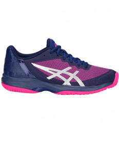 Asics Women's GEL Court Speed Shoes Blue E850N-400