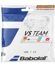 Babolat VS Team Thermo Natural Gut 17 String