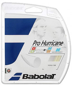 Babolat Pro Hurricane 18 String (natural) 12655
