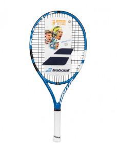 Babolat Drive 25 Inch 2018 Junior Racquet Blue 140215-136