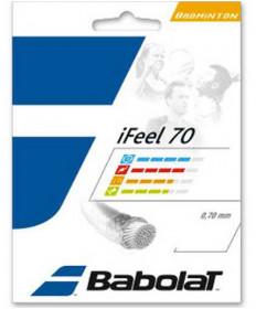 Babolat IFeel 70 Badminton String White 241129-101