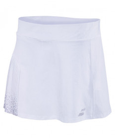 Babolat Women's Performance 13 Inch Skirt White 2WS19081-1000