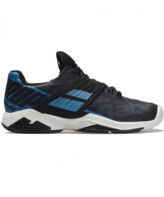 Babolat Men's Propulse Fury AC Shoes Black / Pariaian 30F19208-2011