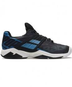 Babolat Men's Propulse Fury AC Shoes Black / Pariaian 30F19208-2011