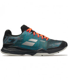 Babolat Men's Jet Mach 2 Shoes Blue / Black 30F19629-4041