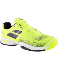 Babolat Men's Propulse Blast All Court Shoes Fluo Yellow 30S18442-7003